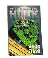 The Incredible Hulk Dogs Of War #12 -20  NM TPB Marvel Comics 2000