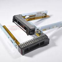 "2.5"" SAS SATA Hard Drive Tray Caddy for IBM ThinkSystem ST550 SR550 SR650 SR850"