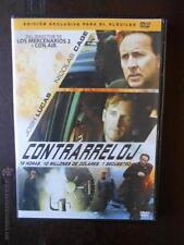 DVD CONTRARRELOJ - EDICION DE ALQUILER - JOSH LUCAS - NICOLAS CAGE (6K)