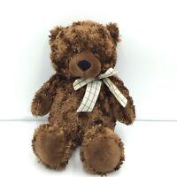 "Ganz Cocoa Teddy Bear Plush 12"" H11698 Stuffed Animal"