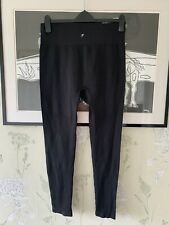 Black Activewear/Fitness/Yoga Leggings From WORKOUT (PRIMARK) - Size M (12/14)