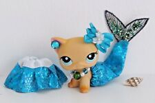 / NEW / LPS ❤️ Accessories ❤️ Mermaid Siren Costume Outfit For Littlest Pet Shop