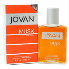 JOVAN MUSK for Men by Coty Cologne After Shave Splash 8.0 oz ~ NEW IN BOX