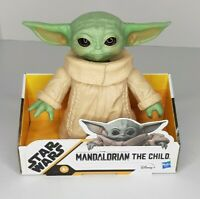 "The Mandolorian Child 6.5"" Figure Poseable Baby Yoda Grogu Plastic PVC NEW"