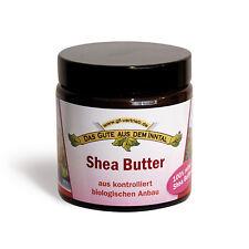 Beurre de Karité 100% pure, de biologique Culture (100 ml )