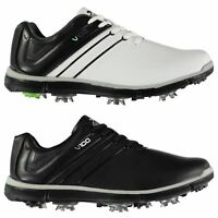 Slazenger V100 Golf Shoes Mens Spikes Footwear
