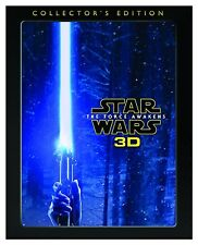Star Wars The Force Awakens Collector's Edition Blu-Ray 3D Region Free