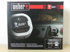 Weber Bluetooth Thermometer iGrill 3 Grill BBQ Grillthermometer Genesis II 7205