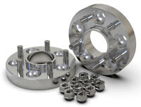 30MM 5X115 71.6MM HUBCENTRIC WHEEL SPACER KIT UK MADE DODGE CHARGER CHALLENGER