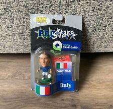 Corinthian ProStars Francesco Totti Italy (Home) Football Figure- Quiz Card