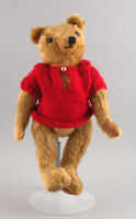 99810056 Teddy Bear 2.H.20.Jh. 36 cm Never Played With