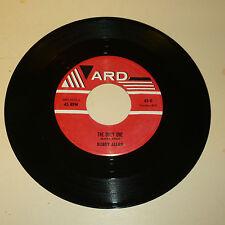 TEENER R&R 45RPM RECORD - BOBBY ALLAN - ARD 11