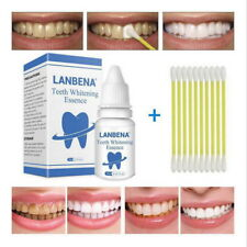 LANBENA Teeth Whitening Essence Liquid Oral Hygiene Cleaning Plant Extract