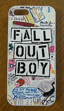 Fall Out Boy Style Back Hard Case For iPhone iPod Touch Sony Samsung phone
