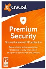 Avast premium security 2020 for 5 Pcs 2 Years fast delivery for windows