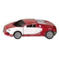 Voitures miniatures en métal blanc pour Bugatti