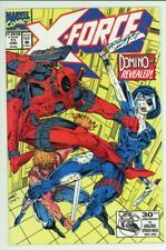 X-Force 11 - Deadpool - 1st Domino - High Grade 9.4 NM