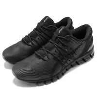 Asics Gel-Quantum 360 4 Dark Grey Black Men Running Shoes Sneakers 1021A028-020