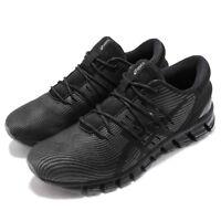 Asics Gel-Quantum 360 4 Dark Grey Black Men Running Shoes Sneakers 1021A028-020
