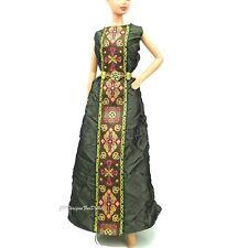 Vestido De Muñeca Barbie Princesa De Irlanda Muñecas Del Mundo