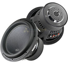"""2 Pack American Bass XR-12D4 12"""" Subwoofers Dual 4 Ohm 2400W Max 200 Oz Magnet"""