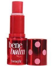 Nuevo Mini Benebalm beneficio de bálsamo para labios hidratante teñida de 1.4g