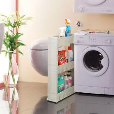 Multipurpose Removable 3 Layer Plastic Storage Rack Kitchen & Bathroom K184