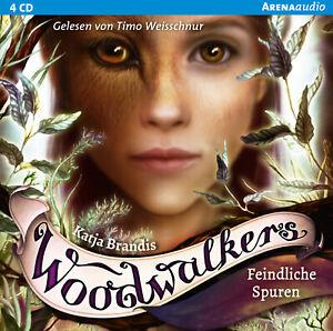 Woodwalkers (5). Feindliche Spuren Katja Brandis