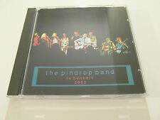 The Pindrop Band - In Concert 2002 (CD Album) Used Very Good