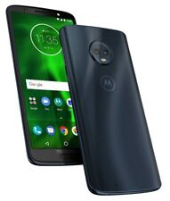 Motorola MOTO g6 Deep Indigo xt1925-5 DUALSIM 32gb/3gb Smartphone Android Nuovo