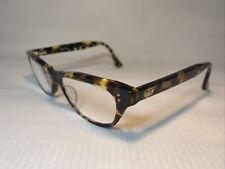 Authentic Dita Svelte Rx Tortoise Eyeglasses  51[]16-142 Cat Eye DRX-3002H-51