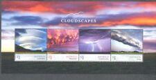 Australia -Cloudscapes min sheet mnh - 2018