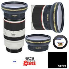 HD 16K WIDE FISHEYE LENS + MACRO LENS FOR Canon RF 70-200mm f/2.8L IS USM Lens