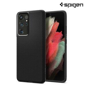 For Galaxy S21, S21 Plus, S21 Ultra Case, Spigen Liquid Air Armor Cover