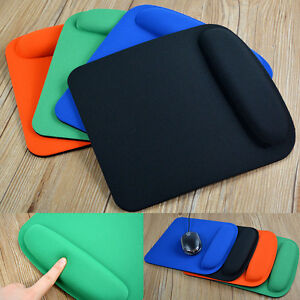 Large Gaming Mouse Pad Comfy Wrist Mouse Pad For Optical Trackball Rest
