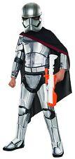 Captain Phasma Costume Kids Star Wars Halloween Fancy Dress