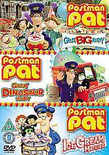Postman Pat: Great Big Party/Great Dinosaur Hunt/The Ice Cream [DVD], New DVD, ,