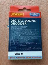 HORNBY R8103 TTS Sound Decoder for Class 47