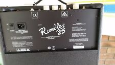 Fender Rumble 25 Bass Guitar Amp Brand New Never Used