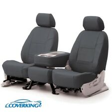 Coverking Custom Front, Middle, and Rear Seat Covers For Toyota Sienna