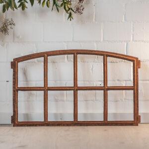 Garden Wall Window For 8 Discs, Mirror Window, Iron Window Stall 47, 5x78