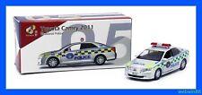 SEP 2020 TINY TH05 Toyota Camry 2011 Thailand Police Car 1:64