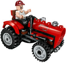 NEW LEGO FARMER + TRACTOR from Scarecrow Harvest of Fear vehicle minifig 76054