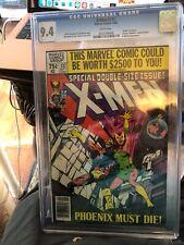 Uncanny X-Men #137, CGC 9.4 NM, Death of Phoenix; Imperial Guard