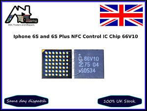 iPhone 6s 6s plus NFC control IC Chip Module 66V10 ( Error 56 on iTunes)