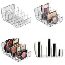 Cosmetic Palette Organizer For Vanity Cabinet To Hold Makeup Tray Christmas Gift