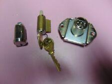 3 - MEDECO LOCKS  ONE WITH KEYS     LOCKSMITH
