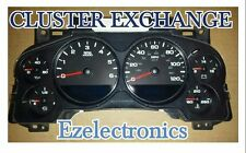 "CHEVY GMC TRUCK INSTRUMENT CLUSTER ""EXCHANGE"", 25799984 2007 TO 2014"