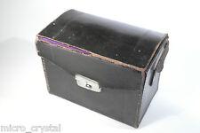 Vintage old Box-rollfilm 6x9 film camera kamera camara + pouch + instructions