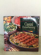 Casual Entertaining: Williams-Sonoma (1998) HCDJ
